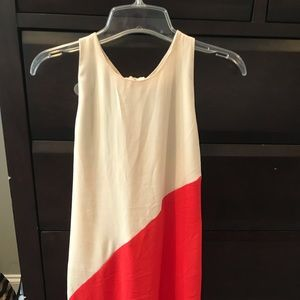 Bishop & young colorblock dress - never worn